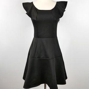 NWT Yumi Kim Off The Shoulder Scuba Dress